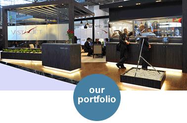 button to Finesse Group portfolio