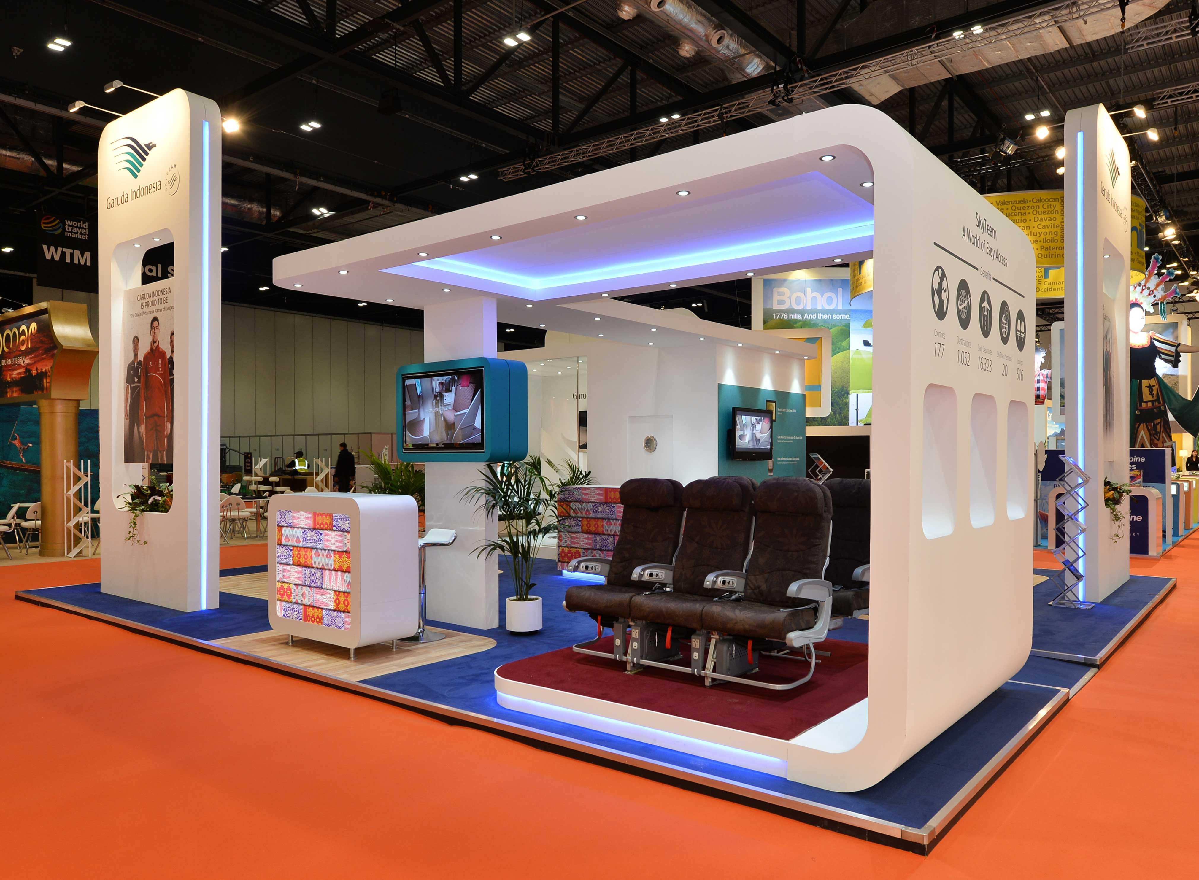 Exhibition Stand Agreement : Exhibition stand design news and updates finesse group