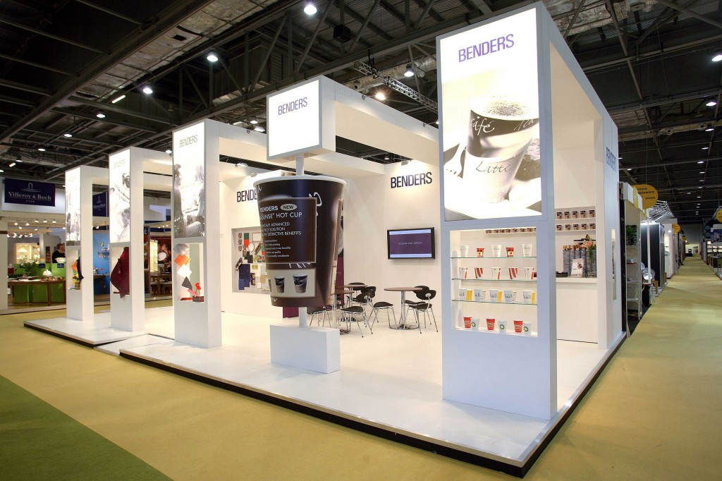 Modern Exhibition Stand Years : Exhibition stand design contractor service finesse